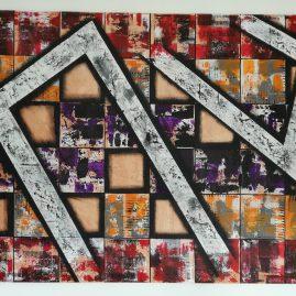 Abstract / Geometrisch #9